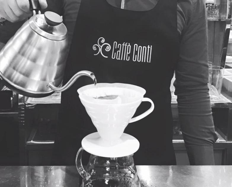 caffe conti la caffetteria
